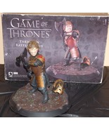 Game Of Thrones Tyrion Battle Statue In Box  Limited Edition of Only 300... - $159.99
