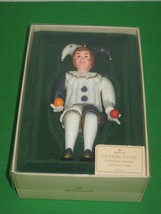 Hallmark Keepsake Christmas Ornament Holiday Jester 1984 Arms Legs Move ... - $9.46