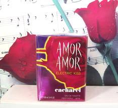 Cacharel Amor Amor Electric Kiss EDT Spray 3.4 FL. OZ. - $109.99