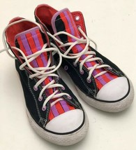 CONVERSE ALL STAR Size 3. Youth High Top Canvas Sneakers Shoes EUR 35 - $23.76