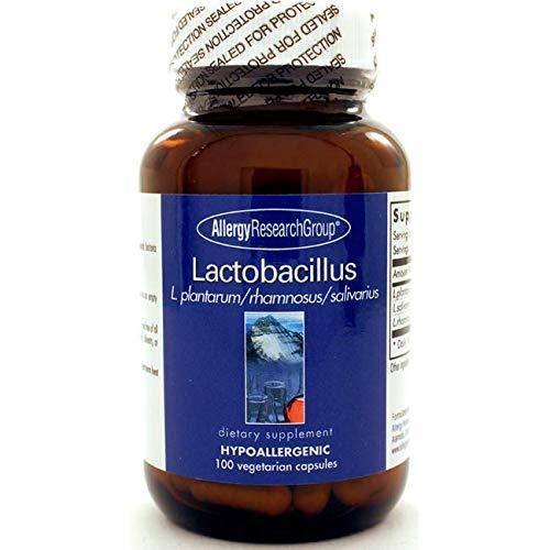 Allergy Research Group Lactobacillus 100 Veg Caps