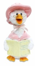 """Cuddle Barn Mother Goose Animated Talking Musical Plush Toy, 14"""" Super S... - $37.37"""