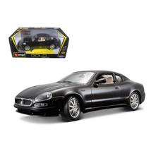 Maserati 3200 GT Coupe Black 1/18 Diecast Model Car by Bburago 12031bk - $48.74