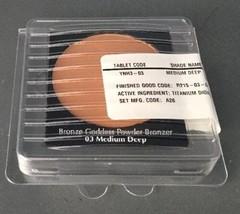 Estee Lauder Bronze Goddess Refill ~03 Medium Deep  ~Powder Bronzer .74 oz./21g - $18.69