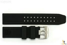 LUMINOX EVO Rubber Watch Band Strap 3050 / 3950 23mm Colormark Navy Seals - $32.95