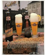 August Schell Brewers Print Ad 11 X 8 1/2 - $6.92