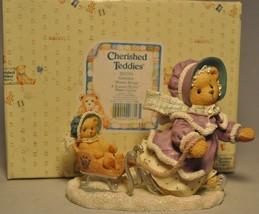 Cherished Teddies - Gretchen - 203351 - Winter Brings A Season Of Joy - $13.56