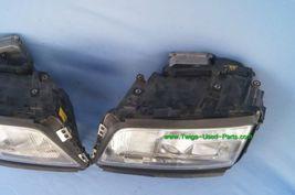 97-99 Audi A8 Quattro HID Xenon Headlight Head Lights Set LH&RH image 5