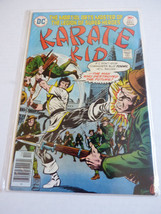 VTG 1976 DC COMICS MIKE GRELL KARATE KID DEC. 1976 NO. 5 ISSUE MAGAZINE - $16.83