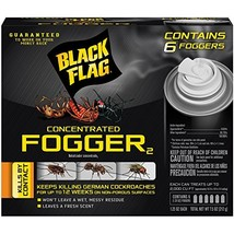 Black Flag Concentrated Fogger, 6/1.25-Ounce - $16.57