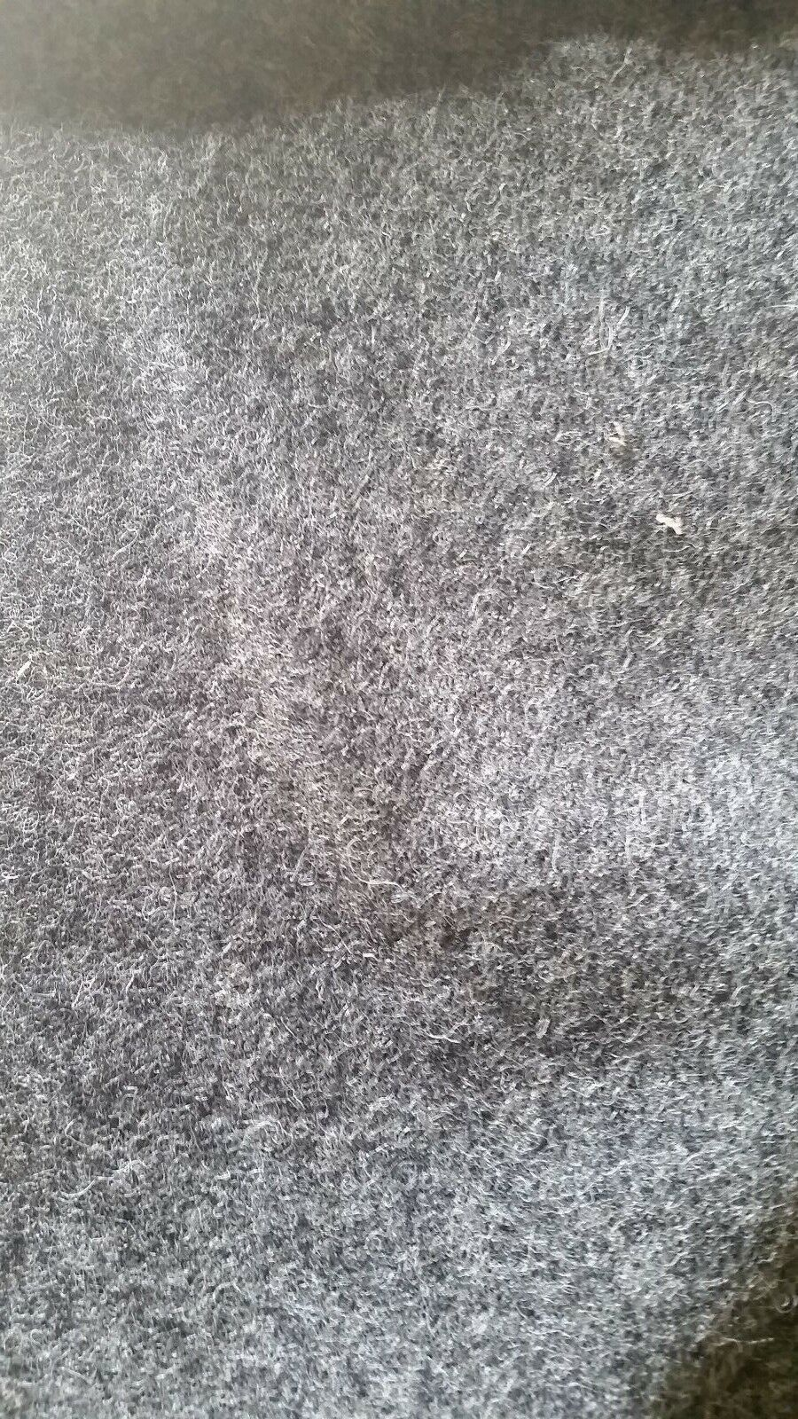 Camira Upholstery Fabric Blazer Wool Medium Gray 1.125 yds G80