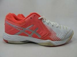 Asics Gel Game 6 Size US 6.5 M (B) EU 37.5 Women's Tennis Court Shoes White - $25.97