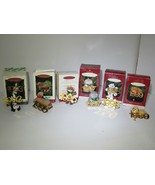 Lot of 6 Hallmark Keepsake Ornaments Fabulous Decade '93 '95 '96 '97 '98... - $39.60