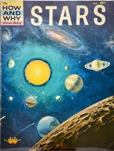 1960  Vintage How & Why Wonder Book of Stars - by Norman Hoss - Rare - OOP - $14.99