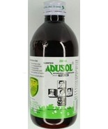 Adusol 200ml Ayurvedic Syrup withTulsi Relief from Cold Sore Throat & Co... - $9.00