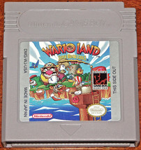 Wario Super Mario Land 3 Nintendo Game Boy Authentic Original Tested Sav... - $23.36
