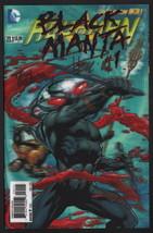 Aquaman #23.1 The New 52 Black Manta #1 ~ SIGNED Tony Bedard AND Paul Pe... - $39.59