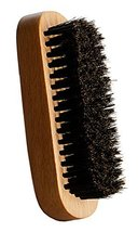Cremo 100% Boar Bristle Beard Brush With Wood Handle To Shape, Style And Groom A image 4