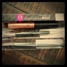 bareMinerals Eye Brush and Lipgloss Set BRAND NEW!! - $44.50