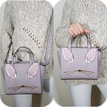 Kate Spade Rabbit Mini Hayden Hop To It Crossbody Bag WKRU4757 NWT AUTHE... - £138.95 GBP