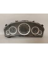 10 11 12 13 MERCEDES E550 E350 INSTRUMENT CLUSTER GAUGE SPEEDOMETER A212... - $94.04