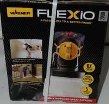 Wagner 0529086 Indoor Outdoor Paint Sprayer FLEXio 2000 New in Box image 4