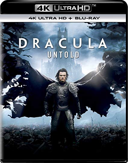 Dracula Untold (4K Ultra HD+Blu-ray)