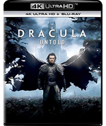 Dracula Untold (4K Ultra HD+Blu-ray) - $14.95