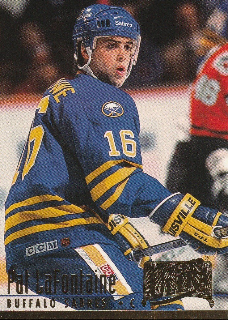 Primary image for 1994-95 Ultra #24 Pat LaFontaine