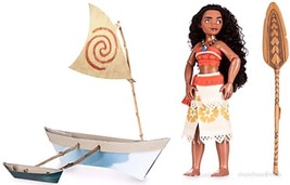 "Disney Store Exclusive Moana 11"" Classic Doll - New - $24.99"
