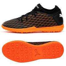 Puma Future 6.4 TF Turf Football Boots Soccer Cleats Shoes Black 10619801 - $66.99+