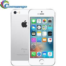 Original Unlocked Apple iPhone SE LTE Cell Phone 2GB RAM 16/64GB ROM Dua... - $391.06+