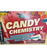 NEW factory sealed Thames & Kosmos CANDY CHEMISTRY  KIT  Experiments in box - $39.11