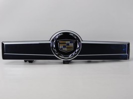 2007 - 2014 Cadillac Escalade Rear Lift Gate Trim Molding Emblem Chrome OEM - $145.12