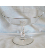 Val St. Lambert Concerto Compote, signed - $39.49