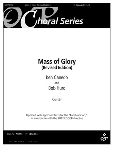 Mass of glory  guitar accompaniment  30114752
