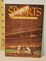 Vintage 1950 Sports Illustrated 1st Issue Hallmark Birthday Greeting Car... - $29.65