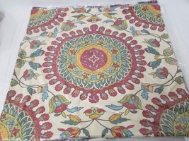 "NEW Pottery Barn DAHLIA 24"" pillow Cover NWT - $32.68"