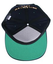 Motivation Voi Can'T Vinci Navale Blu Navy Snapback Cappellino Baseball Nwt image 7
