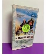 Adventures of the Wilderness Family, Part 2 (VHS) 1982 Media Home Entert... - $9.49