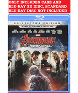 Marvel's Avengers: Age of Ultron (Blu-ray 3D) - $7.96