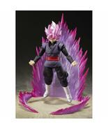 SDCC 2019 Exclusive Dragon Ball Bandai SH Figuarts Action Figure Goku Black - $189.90