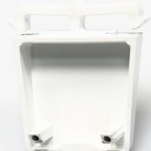 WR2X7283 GE Refrigerator end cap - $19.31