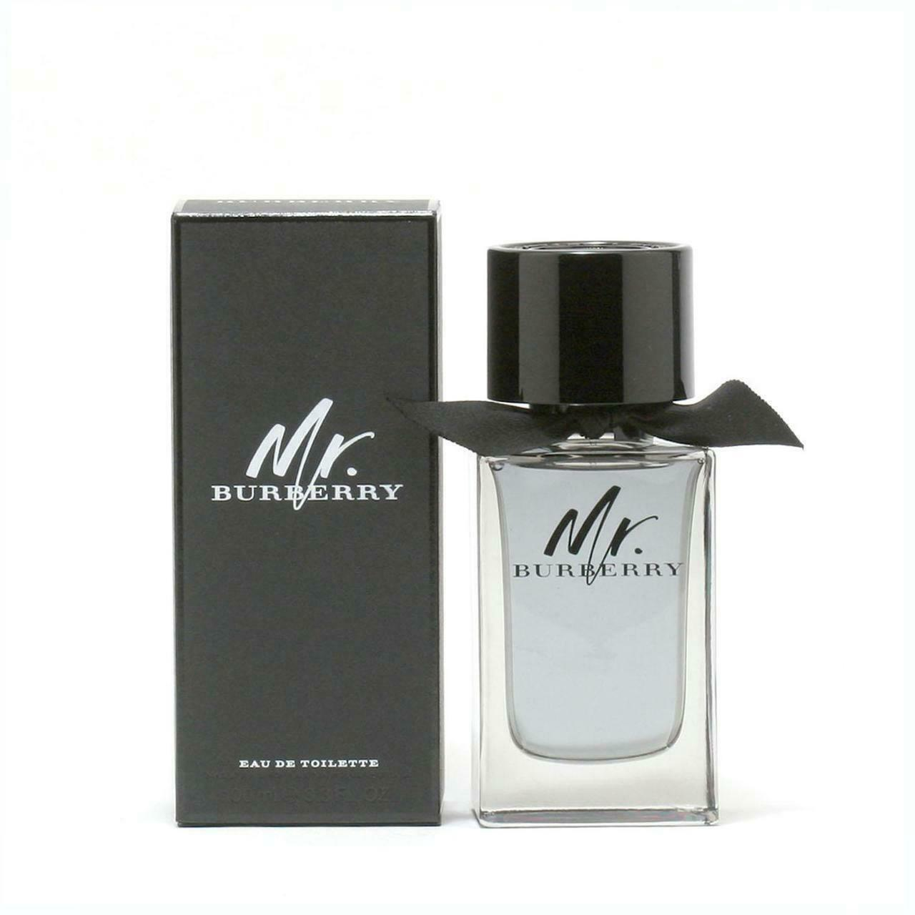 Primary image for Burberry Mr. Burberry Edt Spray 3.3 OZ