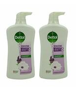 Dettol Anti Bacterial pH-Balanced Body Wash, Sensitive, 21.1 Oz / 625 Ml... - $26.04