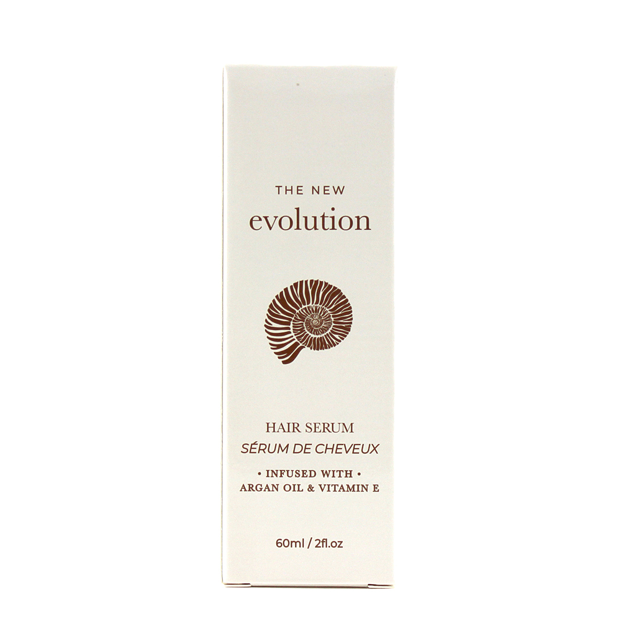 Evolution Argan Oil Serum for Hair | Vitamin E Hair Serum with Aloe Vera | 60 ml