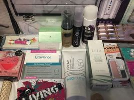 18+lb Lot Makeup Skin Care Tria MAC Mario Badescu Lorac Too Faced Sephora Buxom image 11