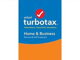 TurboTax Home & Business 2016 Fed + State + Fed... - $53.34