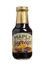 Nature's Hollow, Sugar-Free Maple Flavored Syrup, Non GMO, Vegan and Gluten Free