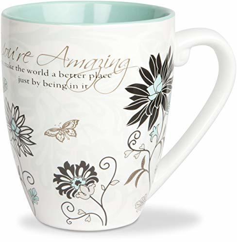 "You Re Amazing Words: Mark My Words 66335 ""You're Amazing"" Mug, 20-Ounce"